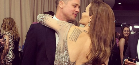 Brad Pitt and Angelina Jolie get Married Finally!