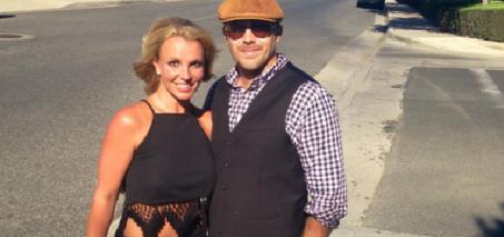 Britney Spears and her Boyfriend David Lucado Break Up