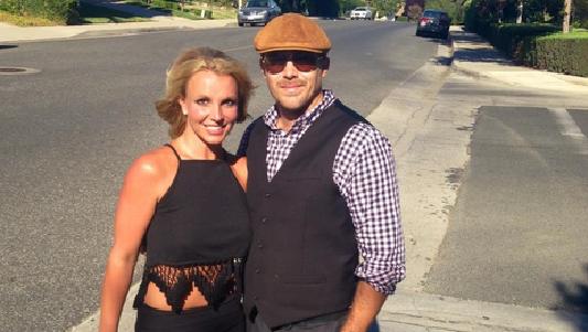 Britney Spears and her Boyfriend David Lucado Split Up