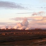 Eruption near Iceland Volcano Triggers Red Alert