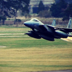 F-15 Crash in Virginia – Pilot Dead According to Military