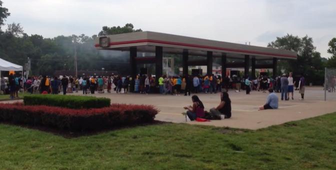 Ferguson Curfew
