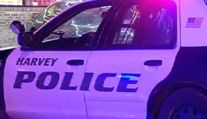 Harvey Hostage Crisis 3 Kids Relased 2 Cops Shot