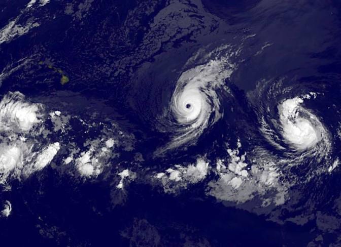 LSU Earth Scan Laboratory: 2014 Atlantic Basin Hurricanes  |Current Hurricanes 2014