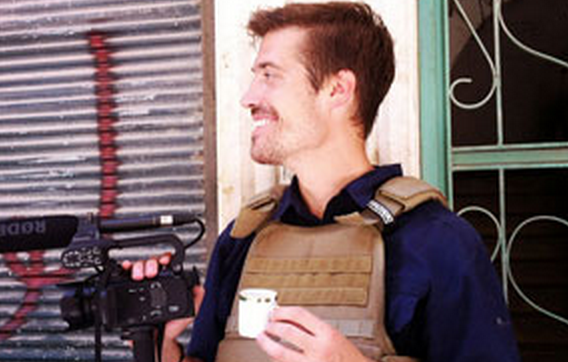 ISIS Claims They Beheaded US Journalist James Foley