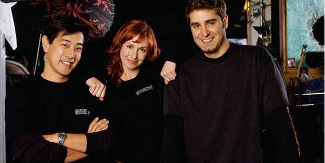 Kary Byron, Tory Belleci, and Grant Imahara leave Mythbusters