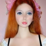 Lolita Richi Teen Barbie from Ukraine Claims No Plastic Surgery