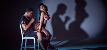 Nicki Minaj Anaconda Music Video ft Drake