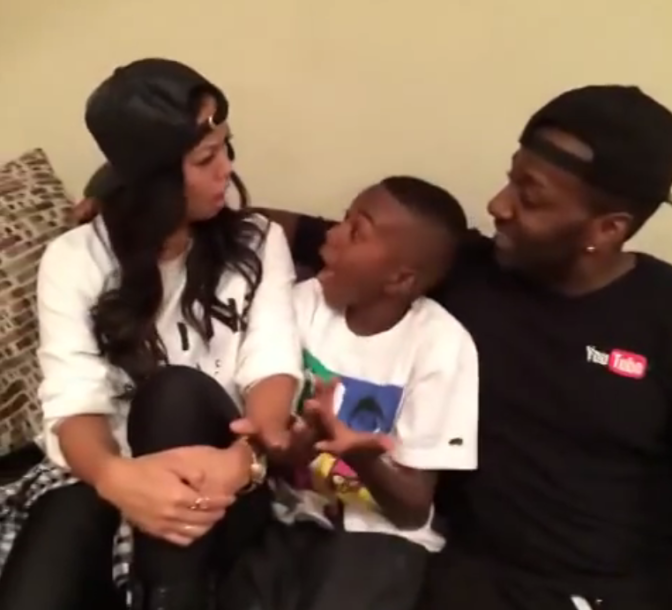 Parents who let their kids get away with anything video funny vine