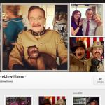 Robin Williams Pictures – Twitter And Instagram Posts