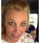 Britney Spears Woody Woodpecker Impression Video on Instagram