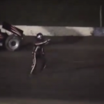 Tony Stewart Hits and Kills Kevin Ward Jr VIDEO