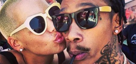 Amber Rose is Divorcing Wiz Khalifa, Wants Full Custody