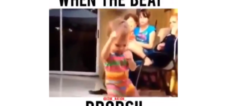 Babies Dancing When the Beat Drops Video – Funny Babies