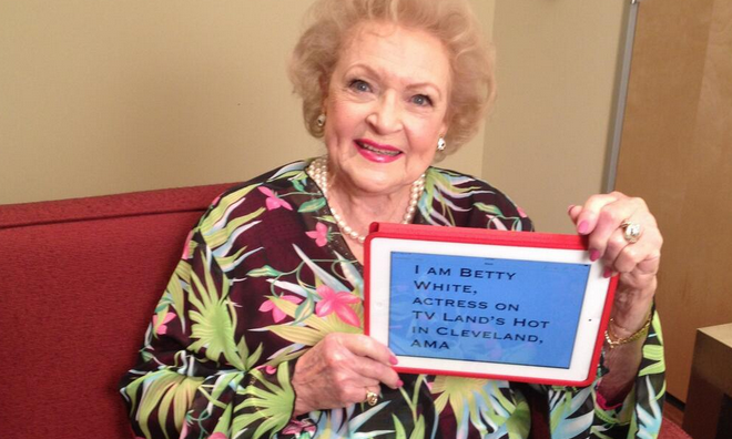 Betty White Death Hoax Is Betty White Dead