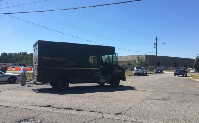 Birmingham UPS Facility Shooting- 3 Dead Including Shooter