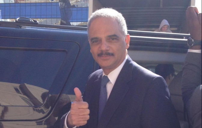 Eric Holder Resigns from Attorney General