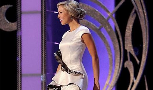 Miss New York Wins the 2015 Miss America Pageant - Kira Kazantsev