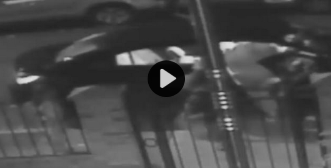 Video Of Attempted Rape On Woman In Front Of Her 3 Kids