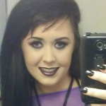 Jasmine Tridevil, Woman with 3rd Breast Implanted