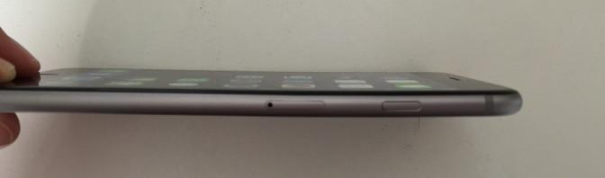 iPhone 6 bend
