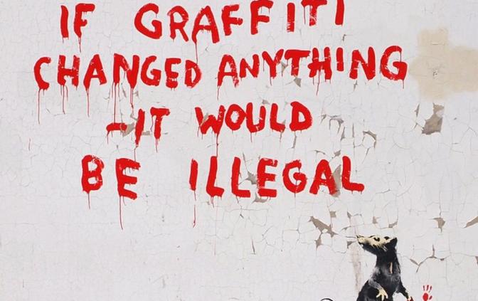 Banksy arrest hoax - Did Banksy really get arrested?
