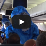 Ebola Scare on US Airways Flight 845 from Philadelphia to Punta Cana – October 8th 2014