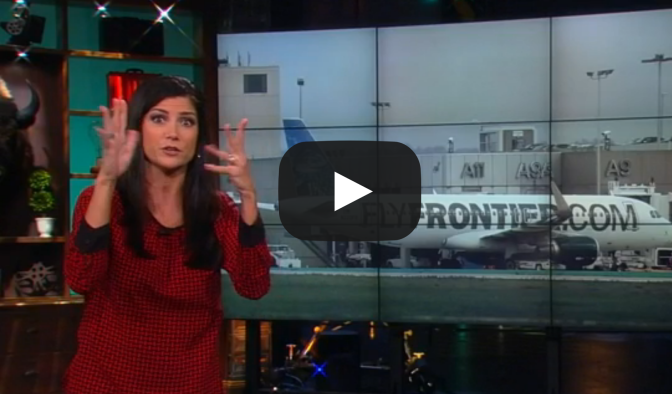 Germaphobe Dana Loesch Flips Over the Latest Ebola News