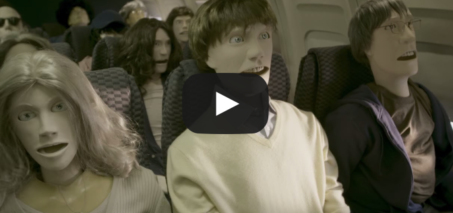 Have you been flying BLAH airlines? Virgin Airlines Ad