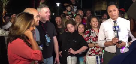 Kid goes full diva on live TV VIDEO & Lady Gaga Tweet