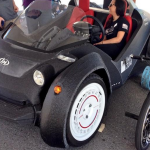 Local Motors makes the first 3D printed car, the Strati