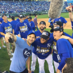 Paul Rudd is throwing a Royals Party at his Mom's House