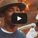 Pharrell Williams Gust of Wind Music Video, Autograf Remix