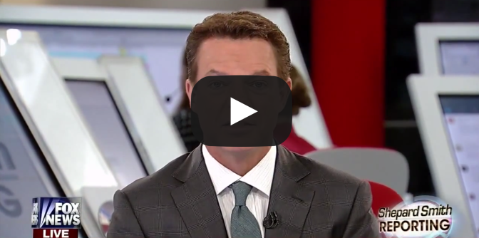 Shepard Smith discusses Ebola sensationalism VIDEO