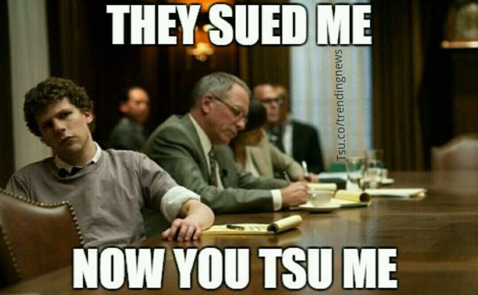 they sued me now you tsu me