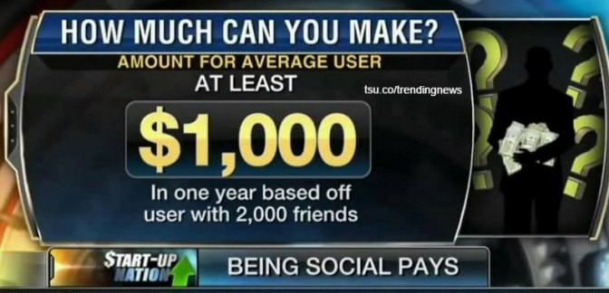 tsu average earnings