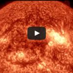 A timelapse of the Sun in 4K – Ultra HD Sun Video