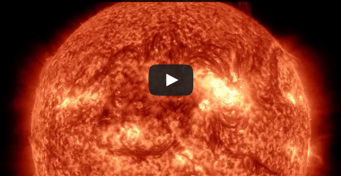 A timelapse of the Sun in 4K - Ultra HD Sun Video