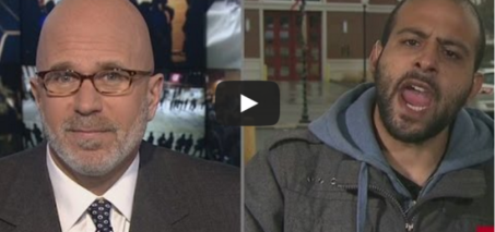 CNN interview gets testy over Ferguson protests – Bassem Masri