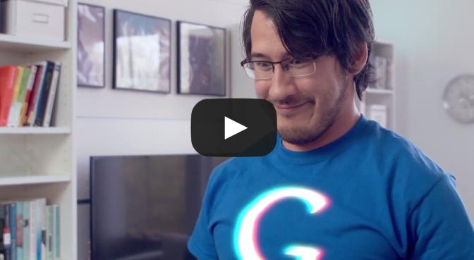 Google IRL (In Real Life) Video - Markiplier
