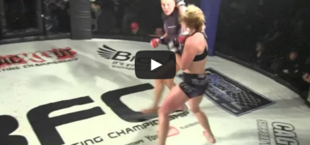 Holy F@$%ing WMMA Spinning Backfist