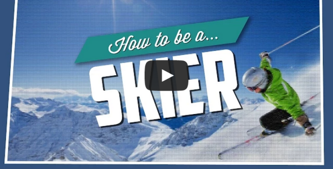 How To Be A Skier - IFHT (I F*cking Hate That)