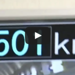Japan's levitating maglev train reaches 500km/h (311mph)