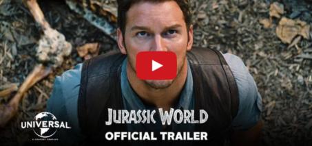 Jurassic World – Official Trailer (HD) – The New Jurassic Park movie