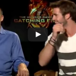 Liam Hemsworth, Woody Harrelson Hunger Games Interview