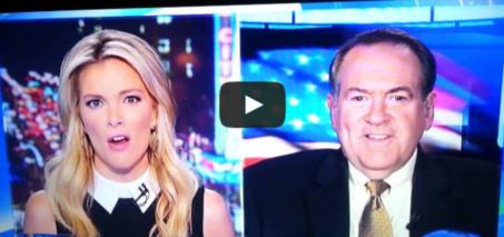 Megyn Kelly Calls Huckabee F*ckabee – News Blooper