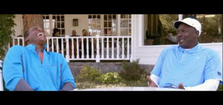 Michael Jordan Disses Obama's Golf Skills Interview VIDEO