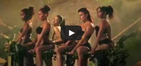 Nicki Minaj Anaconda Fart Remix Music Video