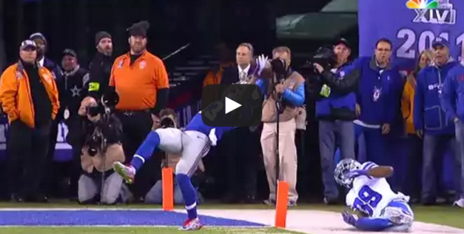 Odell Beckham Jr: Greatest Catch in the History of Football