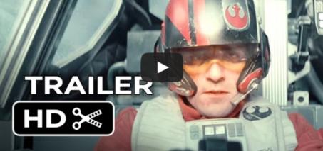 Star Wars: Episode VII – The Force Awakens Official Teaser Trailer #1 (2015) – J.J. Abrams Movie HD